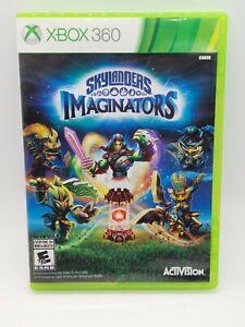 Skylanders Imaginators (Microsoft Xbox 360, 2016) Game And Case