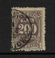 Brasil SC# J26 Used - S7183