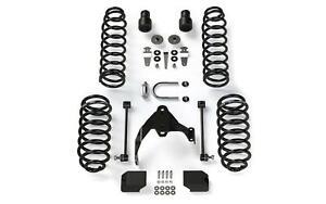 """Teraflex 1351000 Front/Rear 2.5"""" Coil Spring Base Lift Kit for 07-18 Wrangler JK"""