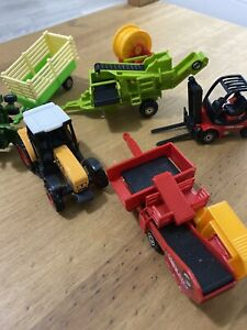 Farm City Toys Collection In Good Condition