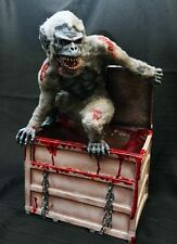 Jayco Hobbies Creepshow Fluffy Crate Beast EXTREMELY RARE 1/4 Scale Resin Model!