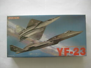 1|72 Model Plane (Air Superiority Series) YF-23 Dragon D12-381