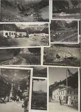 17 Ansichtskarten  Innsbruck und Umgebung   um 1930