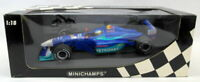 Minichamps 1/18 Scale diecast 180010086 Sauber F1 N. Heidfeld F1 Showcar Car