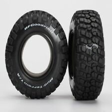 Traxxas 6871R BF Goodrich Mud-Terrain KM2 Tires Slash Slayer F-150