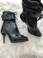 Alexander Wang Women Boots Shoes Heels Size 37 New