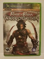 Prince of Persia: Warrior Within (Microsoft Xbox, 2004) Complete!