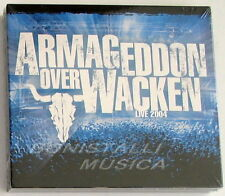 VARIOUS ARTISTS - ARMAGEDDON OVER WACKEN LIVE 2004 - 3 CD Sigillato