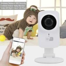 2-Way Talk Digital Wireless Baby Monitor Night Vision Video Audio Camera US