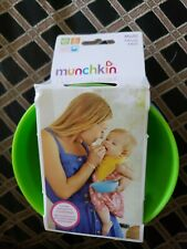 Munchkin Multi Bowls 4 Pack Baby 6 months + Cereal Travel BPA Free Colors
