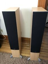 ENERGY Pair of C-7M-1 CONNOISSEUR Floorstanding Loud tower Speakers made CANADA