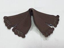 Handle Cover Crochet Handmade Louis LV SPEEDY 25 3035 ALMA GORGEOUS Dark brown