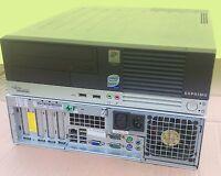 1X Komplett PC Fujitsu Esprimo E5915 Intel Core 2 Duo 2x1,86 GHz, DVD, 160GB HDD