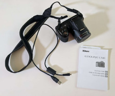 Nikon Black Coolpix L340 Digital Camera - Working