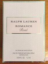 Romance Rose by Ralph Lauren Eau de Parfum Natural Spray .04 oz.