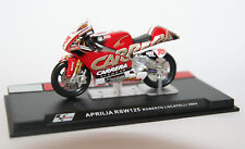 IXO - APRILIA RSW125 Roberto Locatelli 2004 Moto GP Motorcycle Model Scale 1:24
