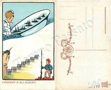 Prima guerra mondiale - Enfant terrible tedesco e gli alleati - 1914