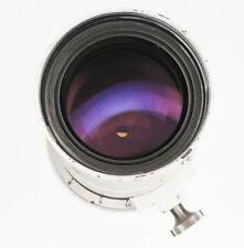 Wollensak Fastax Raptar Navy White 135mm f3.5 Nikon SLR mount  #C94563