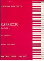 Maeda: Capriccio Op.78 N.3 Für Klavier (Perrino) - Curci