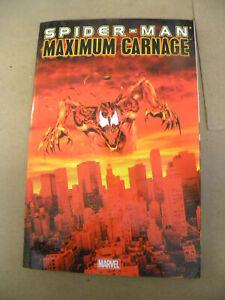 Marvel 2004 SPIDER-MAN MAXIMUM CARNAGE tpb reg $30 NM venom