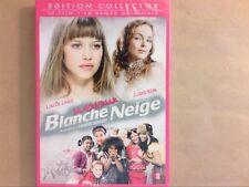 DVD + CD / LA NOUVELLE BLANCHE NEIGE / LOU DE LAAGE / NEUF SOUS CELLO