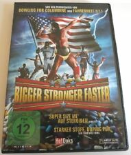 Bigger Stronger Faster (2011) Doku / Bowling for Columbine/Fahrenheit 9/11