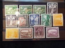 British Guiana: 1938-52 Definitive Selection to $2 mint