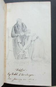 Downman, Infancy or the Management of Children, 1809, vellum, lesbian owner?