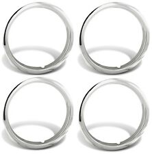 New CHEVY 1971 1972 CHEVELLE 1970-1981 CAMARO Z28 5-Spoke Wheel TRIM RING SET