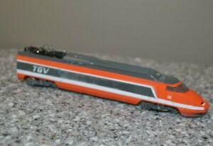 """Vintage BACHMANN TGV TRAIN, 5.5"""" long"""
