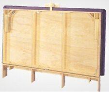 New Armedica Am-670 Wall Mounted Mat Treatment Table w/ Hardwood Legs