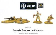 Warlord Games - Imperial Japonés Tank Hunters 28mm - Japón II Guerra Mundial