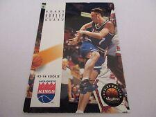 Carte NBA SKYBOX 1993-94 #274 Bobby Hurley Sacramento Kings
