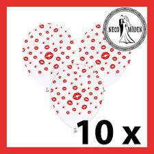 I Love u Ich liebe dich Kuss Kiss Lippen Luftballons Valentinstag Seni Seviyorum