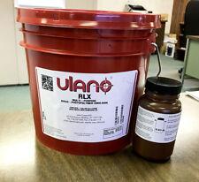 Ulano Rlx Dual Cure Emulsion For Screen Printing Gallon 1gufrlx