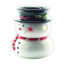 CHRISTMAS ELECTRIC LAMP WAX MELT TART BURNER WARMER FROSTIE THE SNOWMAN AIRPURE