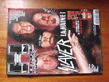 $$x Revue Hard Rock N°69 Slayer  AC DC  Black Crowes  Stratovarius  Izzy Stradli