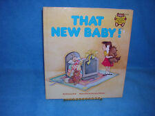 Golden Storytime Bks.: That New Baby! by Patricia Relf and Golden Books Staff...