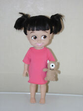 """Disney Store Animator BOO Doll wPet Monster Toy  Monsters Inc. Large 16"""" Tall"""