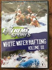 Extreme Sports White Water Rafting Vol.3 DVD Volume Winter SPORTS Documentary