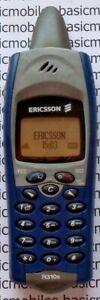 Ericsson R310s NAUTIC BLUE DUMMY NON WORKING DISPLAY MODEL Mobile Phone