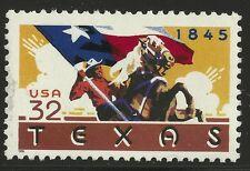 US Scott #2968, Single 1995 Texas 32c VF MNH