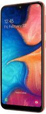 Samsung Galaxy A20e - 32GB-Dual Sim Coral Desbloqueado