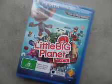 Little Big Planet BRAND NEW / SEALED PlayStation Vita PSVITA PS VITA