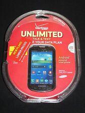 "Brand New Sealed Samsung Galaxy Legend 4GB Black 4"" (Verizon Prepaid) Smartphone"