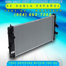 Radiator C/S Fits Pontiac Bonneville, Buick LeSabre 00-05 OEM:52487030