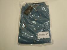 BMW 72600416029 NEW OEM MENS XLT BLUE DENIM SHIRT