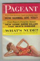 Pageant Magazine February 1961 Ralph Beard Nina Wilcox Fred Gwynne Edward Albee