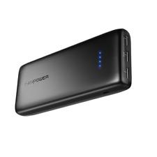 Externer Akku RAVPower 22000mAh Powerbank 3-Port 5,8A Ausgang iSmart 2.0 USB Lad