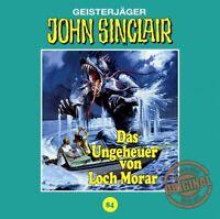 DAS UNGEHEUER VON LOCH MORAR TEIL 1 VON 2 - JOHN SINCLAIR BRAUN-FOLGE 84 CD NEU